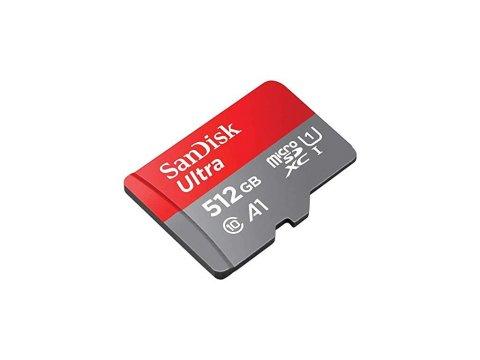 SANDISK MicroSDHC SDSQUA4-512G-GN6MN