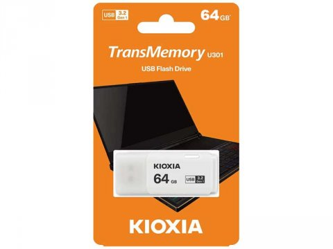 KIOXIA USB Flash 64GB LU301W064GG4