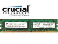 DDR2 PC2-6400(800) 1GB CL6 CT12864AA800