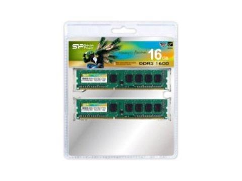 PC3-12800(1600) 8GBx2 SP016GBLTU160N22DA