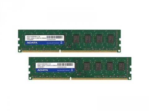 AD3U1600W8G11-D DDR3-1600 CL11 8GBx2