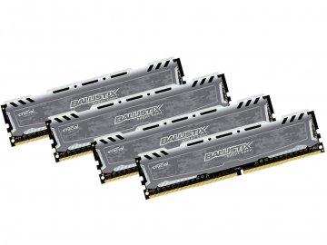 Crucial BLS4K16G4D240FSB DDR4-2400 16Gx4 01 PCパーツ PCメモリー デスクトップ用