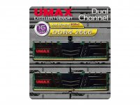 U-MAX DCDDR4-2666-16GB HS DDR4-2666 8Gx2
