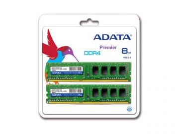 A-DATA AD4U2400J4G17-2 DDR4-2400 4GBx2 01 PCパーツ PCメモリー デスクトップ用