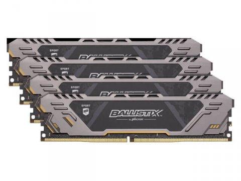 Crucial BLS4K16G4D26BFST DDR4-2666 16Gx4 01 PCパーツ PCメモリー デスクトップ用