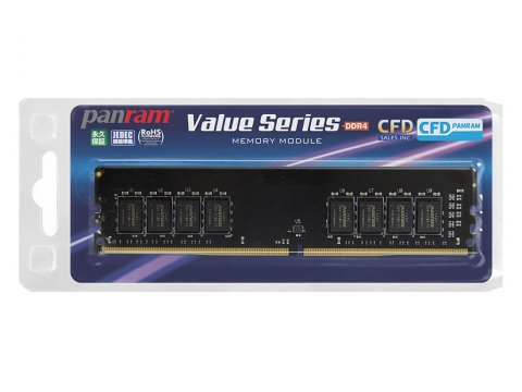 CFD D4U2666PS-4GC19 DDR4-2666 4GB