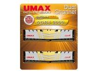 UMAX UM-DDR4D-3000-32GBHS DDR4-3000 16x2