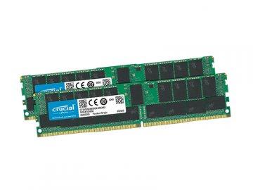 Crucial CT2K32G4RFD424A DDR4-2400 32GBx2 01 PCパーツ PCメモリー サーバー用