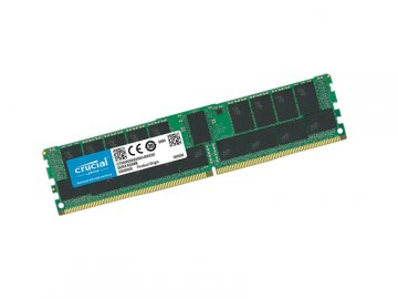 Crucial CT32G4RFD4266 DDR4-2666 32G Reg 01 PCパーツ PCメモリー サーバー用