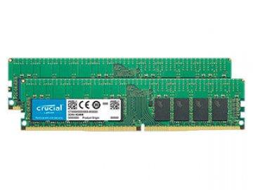 Crucial CT2K16G4RFS4266 DDR4-2666 16Gx2 01 PCパーツ PCメモリー サーバー用