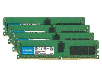 Crucial CT4K16G4RFS4266 DDR4-2666 16Gx4 01 PCパーツ PCメモリー サーバー用