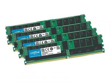Crucial CT4K32G4RFD4266 DDR4-2666 32Gx4 01 PCパーツ PCメモリー サーバー用