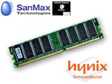SMD-51248H-H DDR266 512MB CL2.5 hynix 01 PCパーツ SanMaxPC用メモリー デスクトップ用