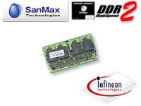 SMD-M1G46IP-5C 214P MicroDIMM-533 1GB