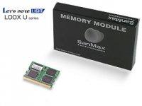 SMD-P1G46CP-5C 172Pin MicroDIMM-533 1GB