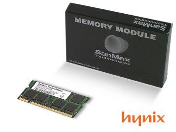 SMD-N1G88HP-8E DDR2SODIMM-800 1GB CL5 hy 01 PCパーツ SanMaxPC用メモリー ノート用