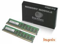 SMD-2G48WHP-8E-D DDR2-800 RegECC 1GB*2