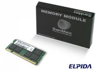 SMD-N2G88NP-8E DDR2SODIMM-800 2GB CL5