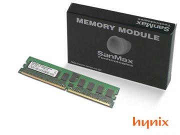 SMD-2G88WHP-8G DDR2-800 2GB ECC Reg CL6 01 PCパーツ SanMaxPC用メモリー サーバー用
