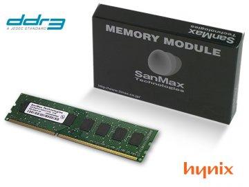 SMD-8G28HP-16KL D3L-1600 8GB 1.35 hynix 01 PCパーツ SanMaxPC用メモリー デスクトップ用