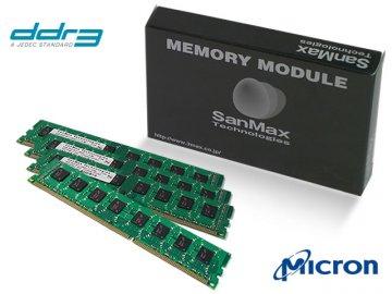SMD-32G28CP-16K-Q DDR3-1600 8GB*4 MT 01 PCパーツ SanMaxPC用メモリー デスクトップ用