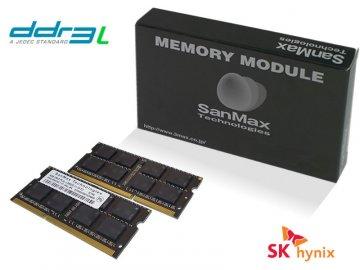 SMD-N16G28HTP-16KL-D-BK SO16 8GB*2 1.35 01 PCパーツ SanMaxPC用メモリー ノート用