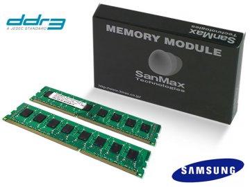 SMD-8G68SP-13H-D DDR3-1333 4GBx2 2Rx8 01 PCパーツ SanMaxPC用メモリー デスクトップ用