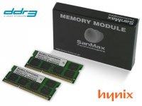 SMD-N8G68HP-13H-D DDR3SODIMM-1333 4GB*2