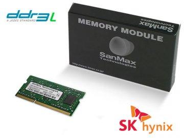 SMD-N4G28HP-18ML DDR3LSO1866 4GB 1.35 hy 01 PCパーツ SanMaxPC用メモリー ノート用