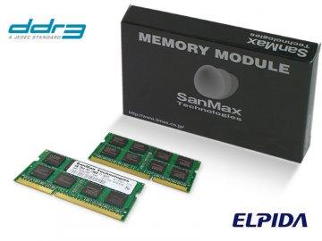 SMD-N16G28NP-16K-D DDR3SODIMM-1600 8GBx2 01 PCパーツ SanMaxPC用メモリー ノート用