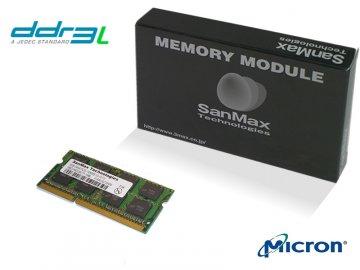 SMD-N8G28CTP-18ML DDR3SODIMM-1866 8GB 01 PCパーツ SanMaxPC用メモリー ノート用