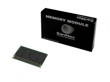 SMD-M4G26NP-13H DDR3MicroDIMM-1333 4GB 01 PCパーツ SanMaxPC用メモリー ノート用