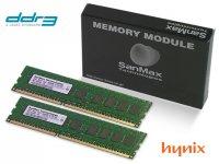 SMD-8G68EHP-16K-D DDR3-1600 4GBx2 UnbECC