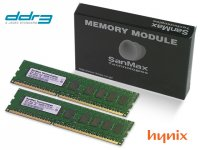 SMD-8G68EHP-10F-D DDR3-1066 4GBx2 UnbECC