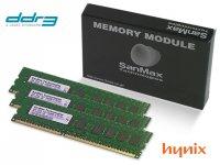 SMD-12G68EHP-10F-T D3-1066 4GBx3 UnbECC