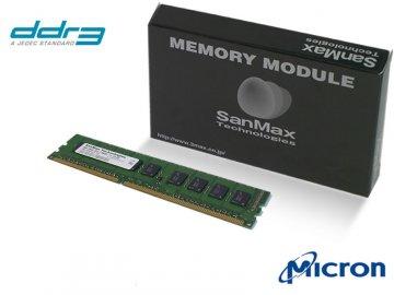 SMD-4G68ECP-13H DDR3-1333 4GB U-ECC 01 PCパーツ SanMaxPC用メモリー サーバー用
