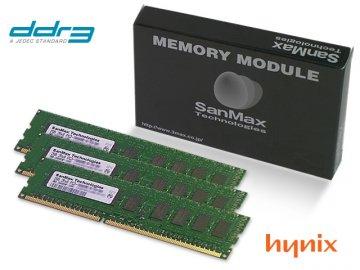 SMD-12G68EHP-13H-T D3-1333 4GBx3 UnbECC 01 PCパーツ SanMaxPC用メモリー サーバー用