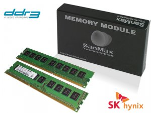 SMD-16G28EHP-16K-D [DDR3 U-DIMM ECC]