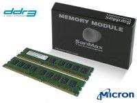 SMD-16G28ECP-16KL-D DDR3-1600 8GBx2 UECC