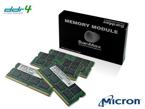 SMD4-S64G48M-21P-Q  ノート用 DDR4 64GB 2RANK QUADセット