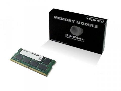 SMD4-S8G48H-26V D4SO 2666 8GB CL19 SKhy 01 PCパーツ SanMaxPC用メモリー ノート用