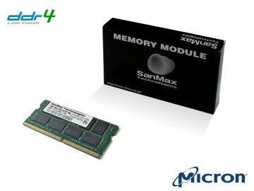 SMD4-S32G88M-29Y D4S 2933 32GBx1 CL21 01 PCパーツ SanMaxPC用メモリー ノート用