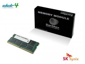SMD4-S32G88H-26V ノート用 DDR4-2666 32GB シングル 2Rank