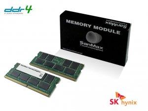 SMD4-S64G88H-32AA-D ノート用 DDR4-2666 64GB(32GBx2枚組) デュアルセット