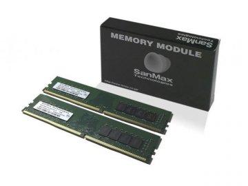 SMD4-U16G48H-24R-D D4 2400 8GBx2 1R SKhy 01 PCパーツ SanMaxPC用メモリー デスクトップ用