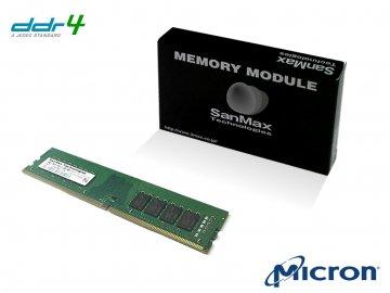 SMD4-U16G48M-21P D4 2133 16Gx1 C15 MT 01 PCパーツ SanMaxPC用メモリー デスクトップ用