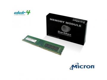 SMD4-U16G48M-26V D4 2666 16Gx1 C19 MT 01 PCパーツ SanMaxPC用メモリー デスクトップ用
