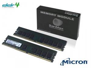 SMD4-E16G48M-24R-D DDR4-2400 U-DIMM ECC 8GBx2SET