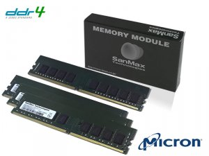 SMD4-E32G48M-24R-Q DDR4-2400 U-DIMM ECC 8GBx4SET