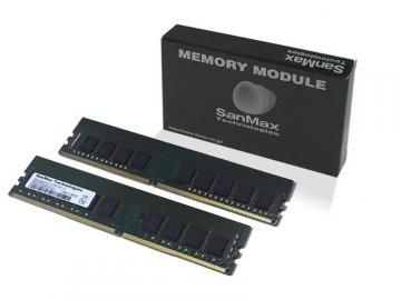 SMD4-E32G48M-24R-D D4 2400 16GBx2 U-ECC 01 PCパーツ SanMaxPC用メモリー サーバー用
